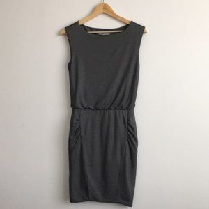 ATHLETA | Micro Stripe Westwood Dress | XXS